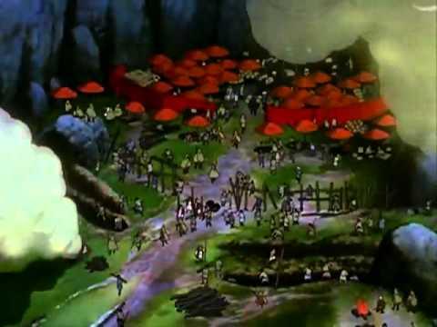 Princess Mononoke (HD Trailer)