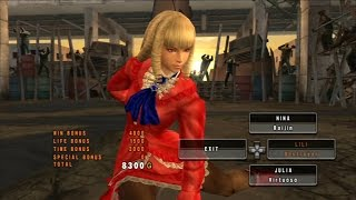 Tekken 5 Dark Ressurection: Lili Rochefort in Ghost Battles #3 [Playstation 3, 2007] thumbnail