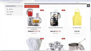 How to Build an eCommerce Website from Scratch in 30 Minutes or Less