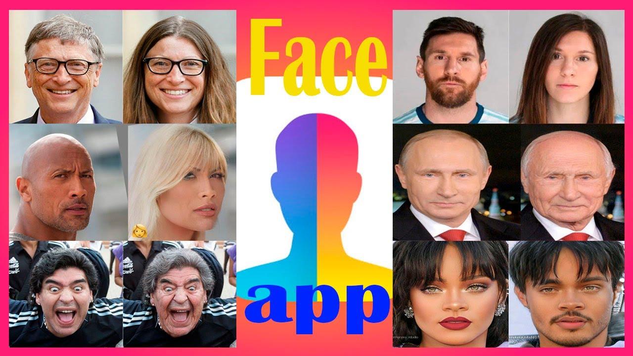 FACEAPP ya tiene 150 millones de rostros y podra hacer lo que quiera