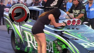 2016 IHRA Rocky Mountain Nationals Part 20: (Pro 6.90 Final Qualifying)