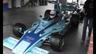 F5000 Testing Oulton Park Fri 24 Jun 2011