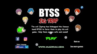 Jig BTSS Trap FULL Walkthrough