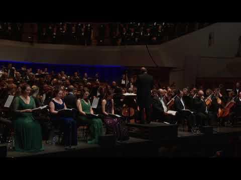 Symfonie nr. 8 - 'Sinfonie der Tausend' - G. Mahler - dvd preview