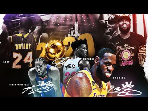 NBA Story Of The Year (Mini Movie)