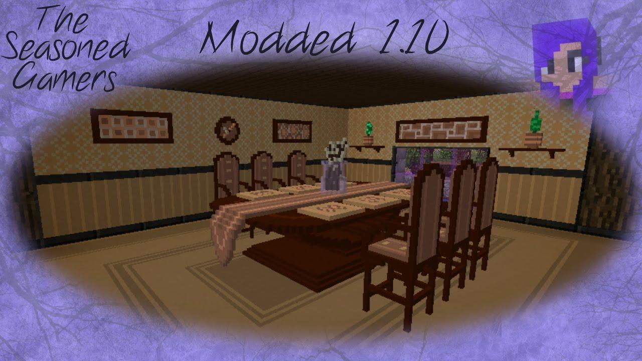Modded Minecraft 110 The Seasoned gamers server Chisel