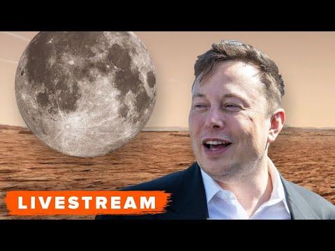 WATCH: Elon Musk at 2020 Mars Society Event - Livestream