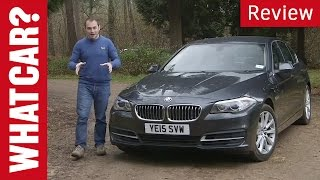 BMW 5 Series review - What Car?