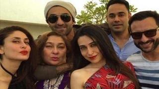 Kareena, Ranbir, Karishma attend Shashi Kapoor's Christmas Party