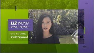 2020 GGEF Eco Star of China Award Winner   Liz Wong, Partner - External Affairs of Growth Playground