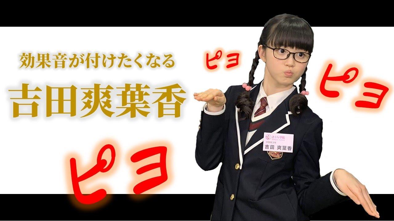 吉田 爽 葉 香
