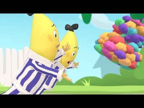Jelly Trouble - Easter with the Bananas #17 - Full Episode Jumble - Bananas In Pyjamas Official