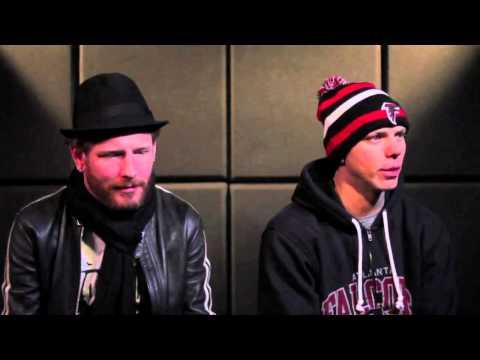 Stone Sour // House Of Gold & Bones Part 2 Interview