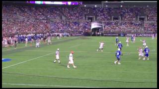 2010 NCAA Mens Lacrosse Final Four @ M&T Stadium Baltimore MD