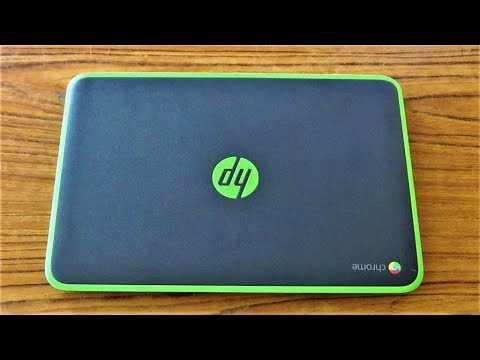 My First Chromebook || HP G5 EE || Unboxing || Review