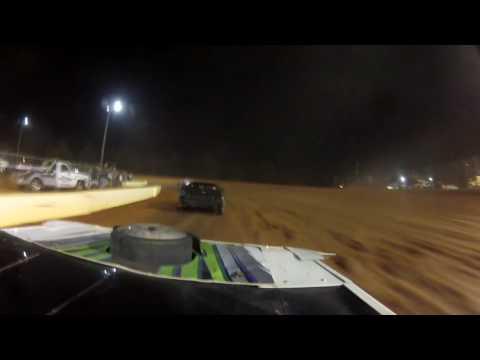 Garrett Thigpen 3rd Place Swainsboro Raceway