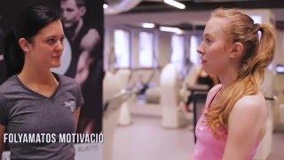 SmartFit Gym bemutatkozó videó