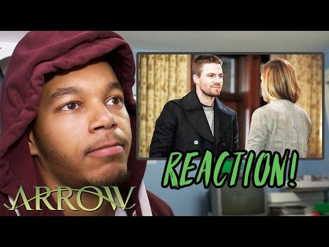 "Arrow Season 5 Episode 8 ""Invasion!"" REACTION!"