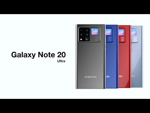 Samsung Galaxy Note 20 Ultra : Official Introduction