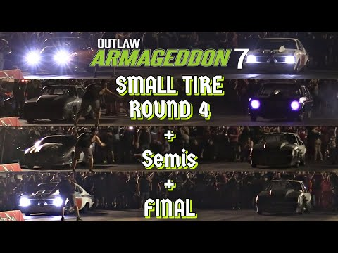 Download Outlaw Armageddon 7 - Small Tire: Round 4, Semi-Finals & Final Round, Todd Spiers vs Blake Langford