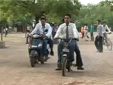 hybrid bike only solution to Indian Energy crisis