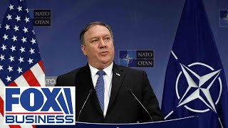 Pompeo delivers remarks on China challenge to US National Security