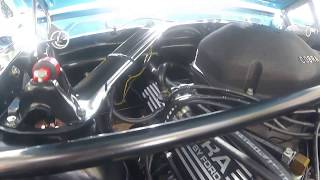 Paxton Supercharged 1966 Shelby Mustang GT350 Clone