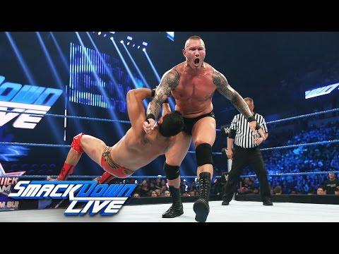 Randy Orton vs. Alberto Del Rio: SmackDown Live, Aug. 9, 2016