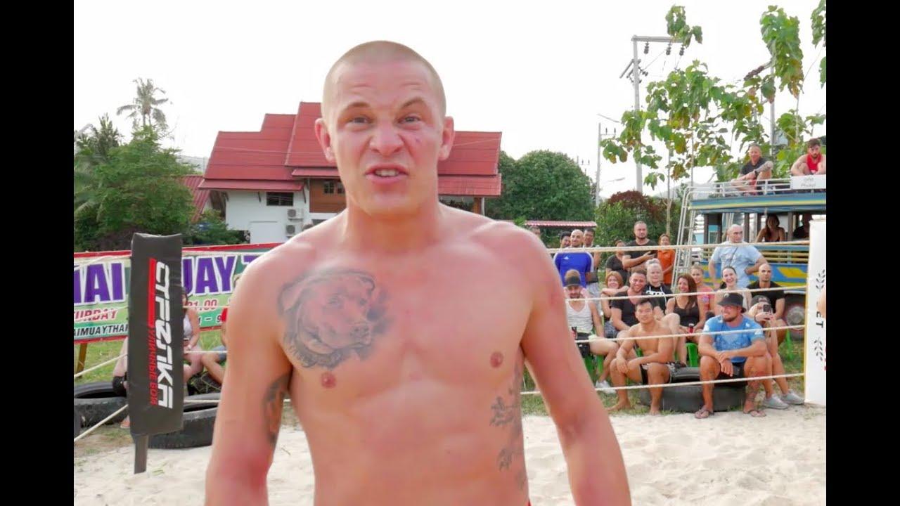 Boxer run into Crazy from Pragua !!!