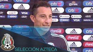 Selección Azteca | Entrevista con Andrés Guardado