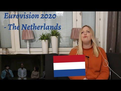 "Eurovision 2020 - The Netherlands - Reaction to Jeangu Macrooy ""Grow"""