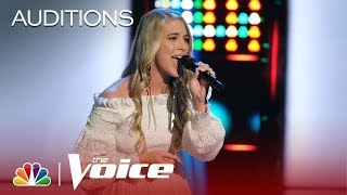 Brennan Lassiter sing You Are My Sunshine on The Blind Auditions of The Voice 2019