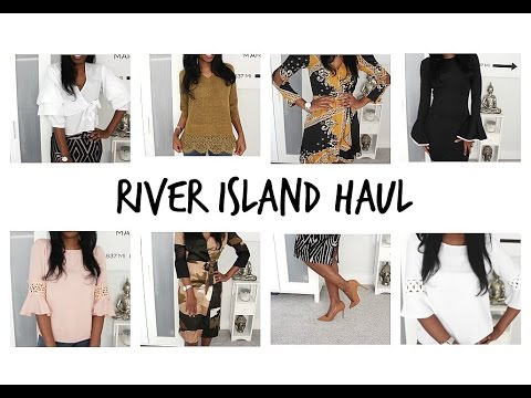 HUGE River Island Officewear Clothing Haul! | Style With Substance