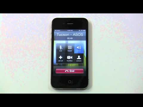 Verizon iPhone CDMA2000-1x voice versus AT&T iPhone 4 3G and GSM Voice