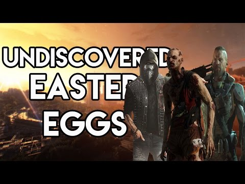 5 Of The Best Undiscovered Easter Eggs In Video Games