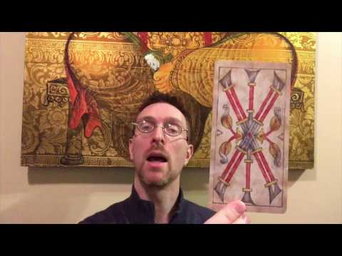 Reading with the Marseille Tarot Intro