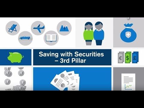 A brief explanation of Pillar 3a securities