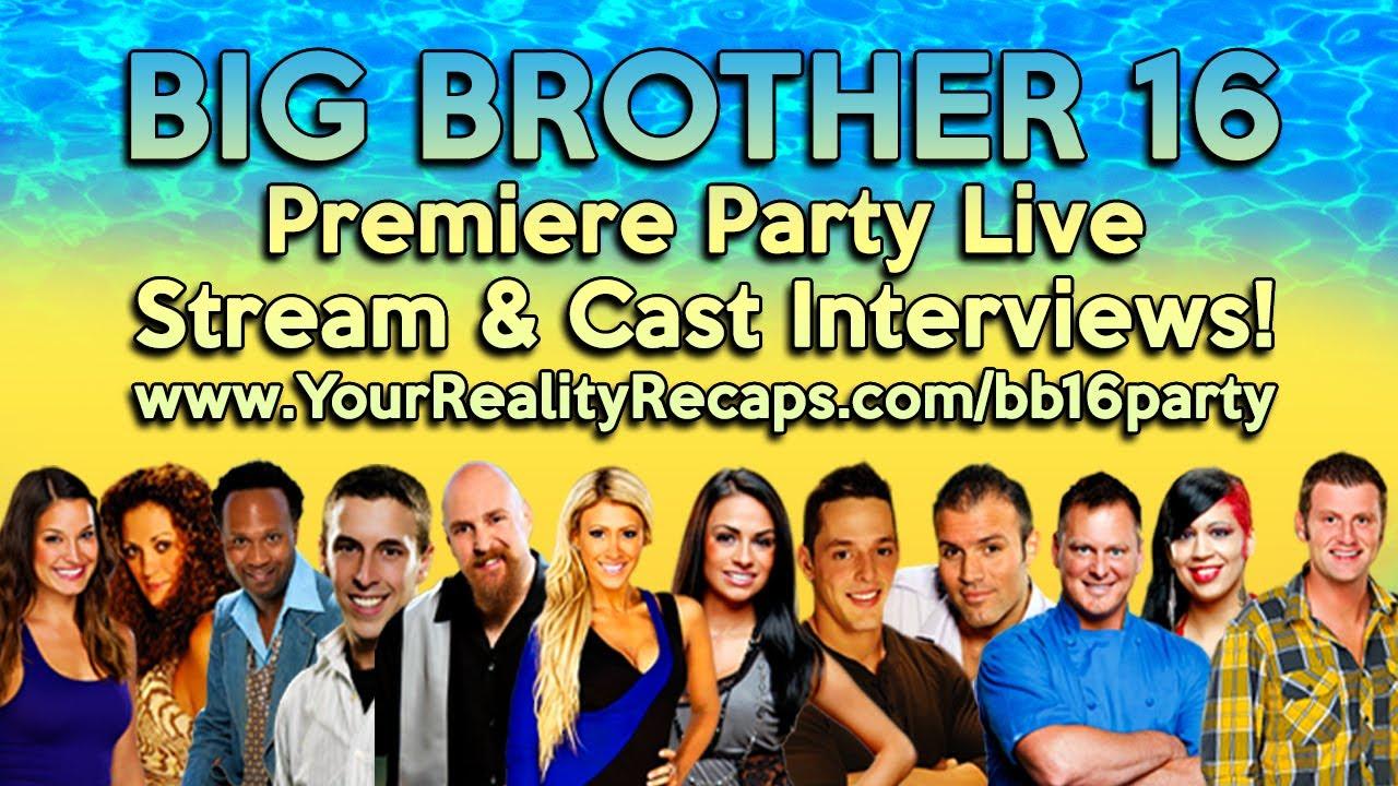 Big Brother Online Stream