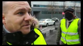 GILETS JAUNES : CNEWS ET TF1