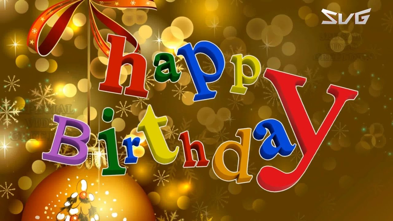 Happy Birthday Wishes, Images, Quotes, Whatsapp, Animation