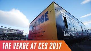 The Verge at CES 2017