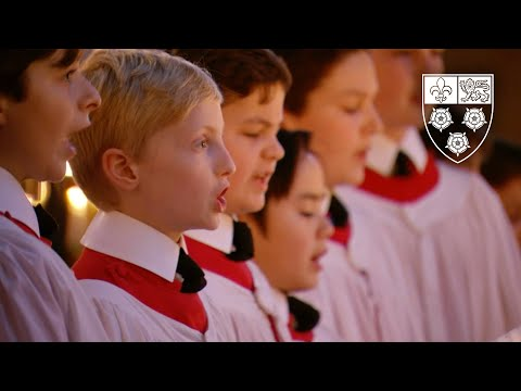 Ding! dong! merrily on high   Carols from King's 2018