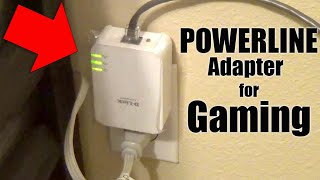 Powerline Adapter for Gaming