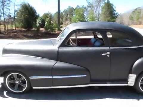 1948 oldsmobile coupe youtube
