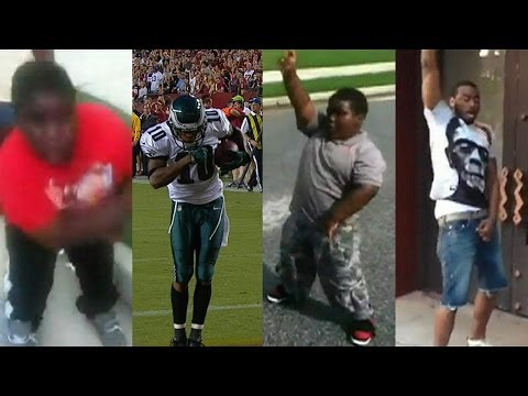 Best Of NBA & NFL Ballers Doing The Terio Dance, Vol. 2