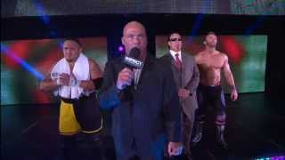 The Main Event Mafia Deliver a Message Right Back at Aces and Eights- July 11, 2013