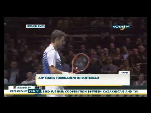 ATP Tennis tournament in Rotterdam