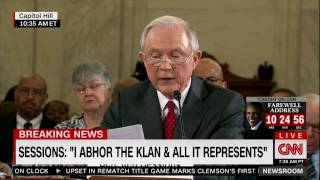 Jeff Sessions Forgets His Anti-LGBTQ Record Free HD Video