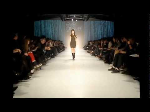 Eve Gravel Montreal Fashion Week FW 2012 Anastasia Lambrou