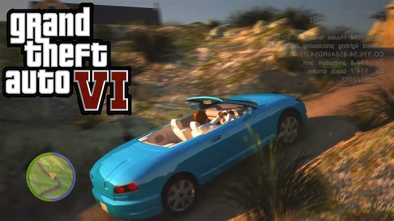 New Cars From Gta